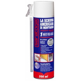 Adhesive American Foam - ml. 500 - Polyurethan Saratoga