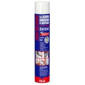 Adhesive American Foam - ml. 750 - Polyurethan Saratoga