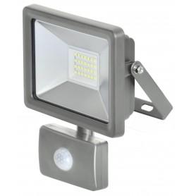 Flacher LED Fluter - 30w - c / Sensor
