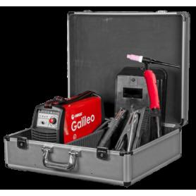 Schweißgerät inverter helvi - galileo 215hf - + c-kit/koffer 230v