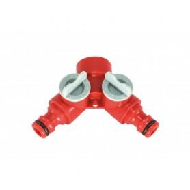 Ableitung c/ventile sirotex - fil-3/4f - 2006-2-kupplungen männlich