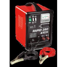Ladegerät - rapid 380 - 12/24v 230v