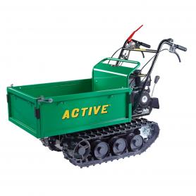 Motocarriola Active - 1330 - cassone erweiterbar