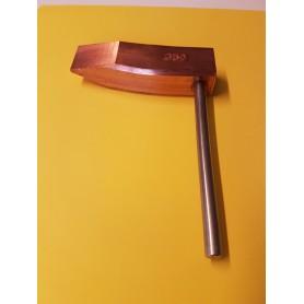Hammer kupfer - g.350 - mujelli