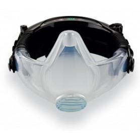 Elettrorespiratore cleanspace2 - mundstück - kasco mit filter a2p3