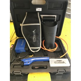 Reb-und gartenscheren roboter - vesco c/batterie - professionell + hülle