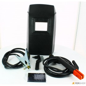Zubehör-Set für folienschweißgerät - 50 - 250a