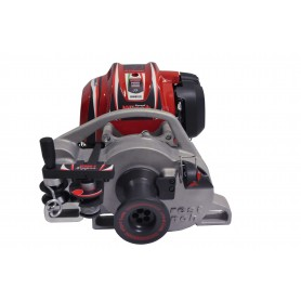 Ankerwinsch, c/seil-schlaufe new - nippon vf900-4 h - mit roll-seil-mt.100 rote