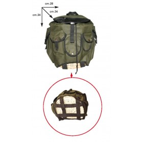 Rucksack für pilze vogt - klein - c/ - korb