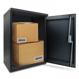 Postfach p/paket - xl - anthrazit
