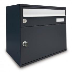 Postfach p/pakete - easybox - gusseisen