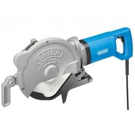 Elettrosega für metalle baier - eh2 2l mit lama - eisen - /stahl-und aufbewahrungskoffer