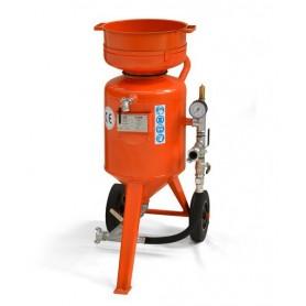 Trockeneisstrahlgerät cb 60-liter - befehl entfernt - mit bild