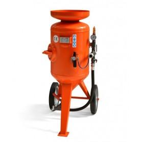 Trockeneisstrahlgerät cb 115-liter - befehl entfernt - mit bild