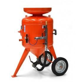 Trockeneisstrahlgerät cb 215-liter - befehl entfernt - mit bild 10 mt + helm