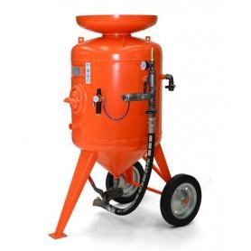 Trockeneisstrahlgerät cb 300-liter - befehl entfernt - mit bild 20 mt + helm