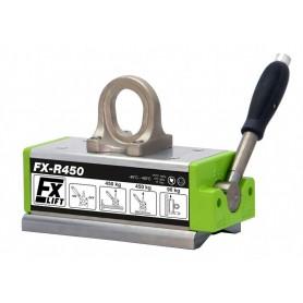 Lifter, magnetische vega fxr - kg. 450 fx-r - rund-germany