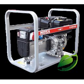 Generator mosa naked 220/400 - ge 6500 ydt - yanmar-diesel-motor