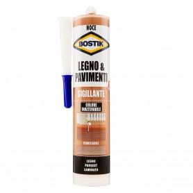 Dichtstoff holz-bostik - walnut - ml.300 füllstoff