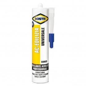 Silikon acryl bostik bau - - ml.300 patrone - weiß