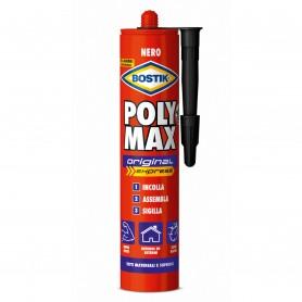 Bostik poly max express - gr.425 patrone - schwarz