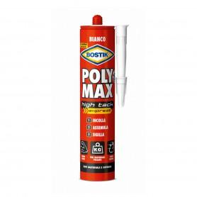 Bostik poly max high tack - gr.425 patrone - weiß