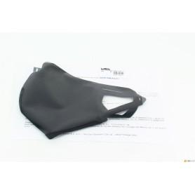 Schablone-stoff waschbar - schwarz - hohe qualität