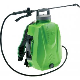 Spritze: der akku-rucksack - lt. 12 zukunft - lithium, c/batterie und ladegerät