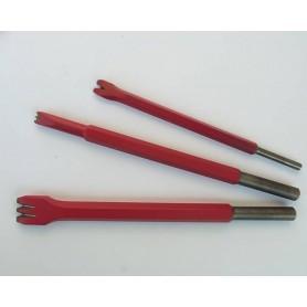 Gradine für hammer cuturi - mm.15 2 spitzen - angriffs-12,5