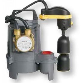 Pumpe der comex - drain-75 - c/float maus