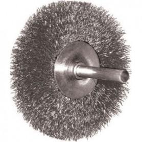- Bürste-edelstahl - 1802g-70x10 - c/stamm