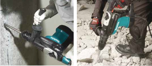 Makita Martello Demolitore 2