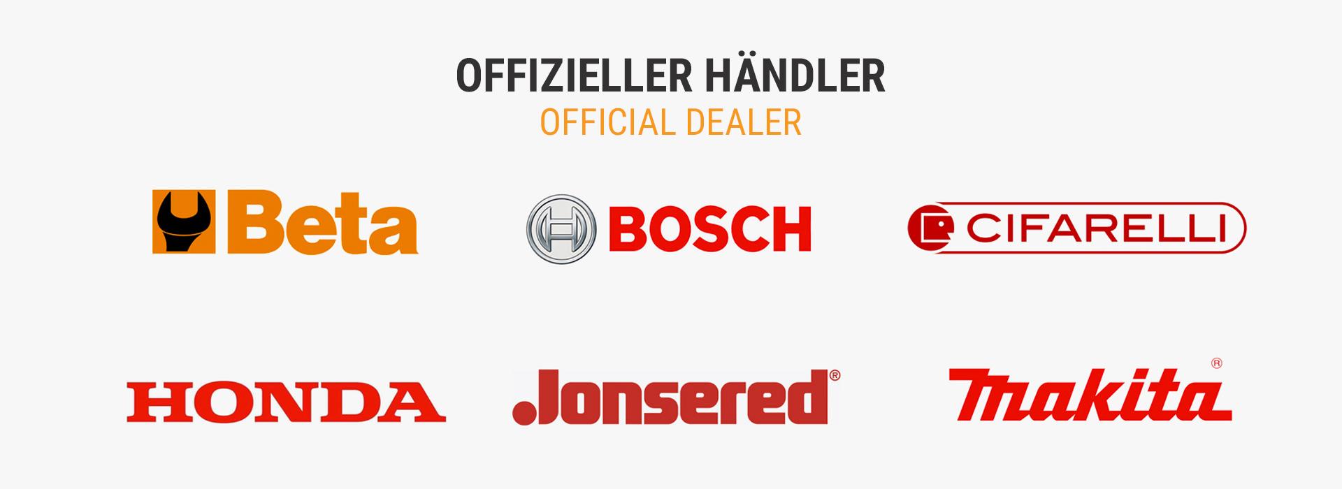 Offizieller Händler