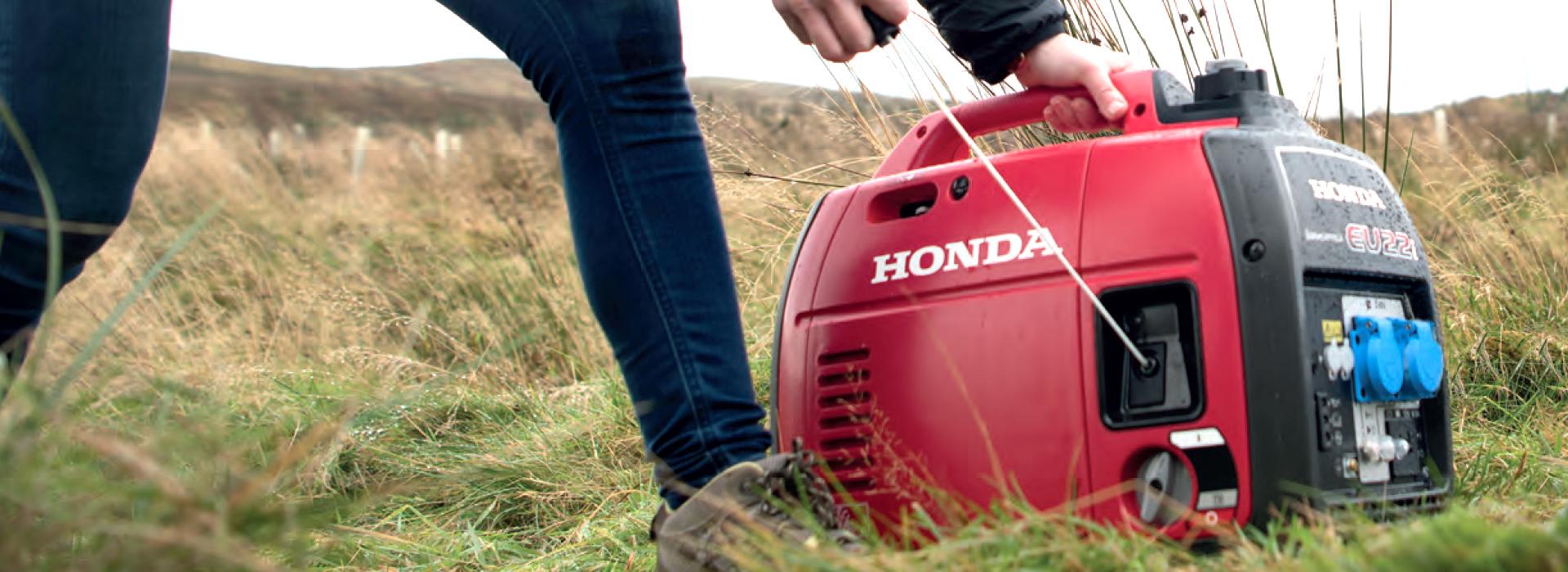 Honda-Generatoren